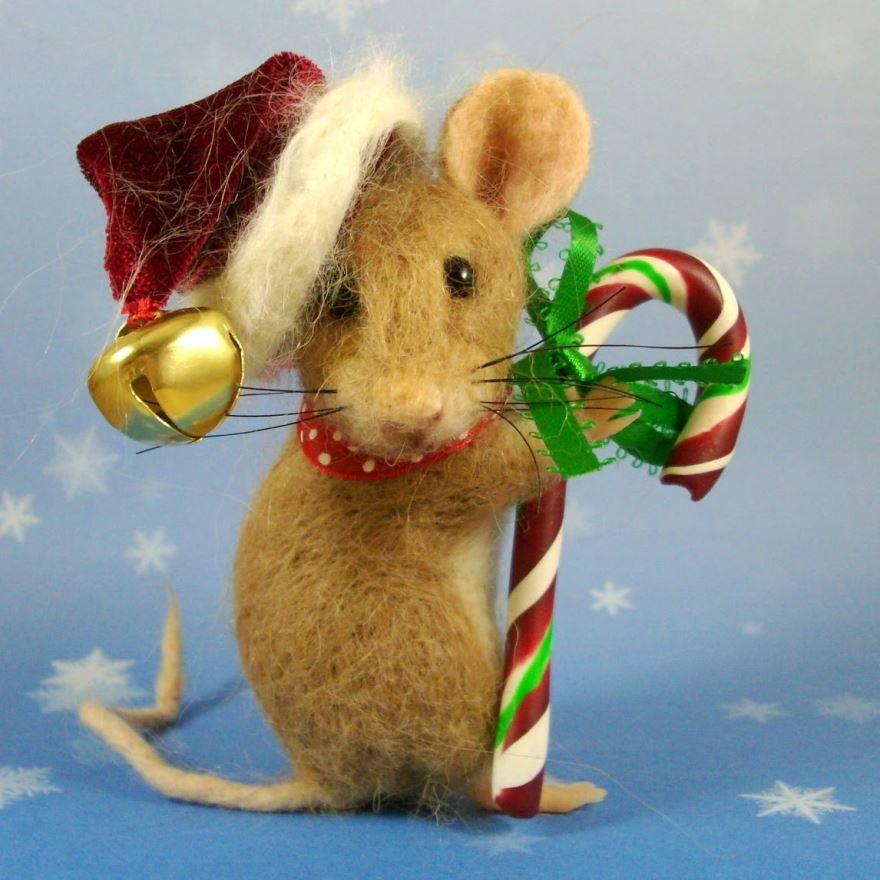 Новый год 2032 и символ года крыса