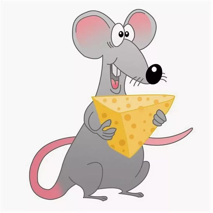 Год мыши, рисунки для детей