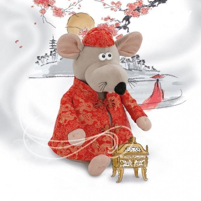 Мышь на Новый год, красивая своими руками