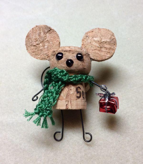 Поделки мышь или крыса на Новый год, своими руками