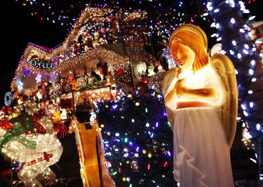 Католическое Рождество, красивая картинка