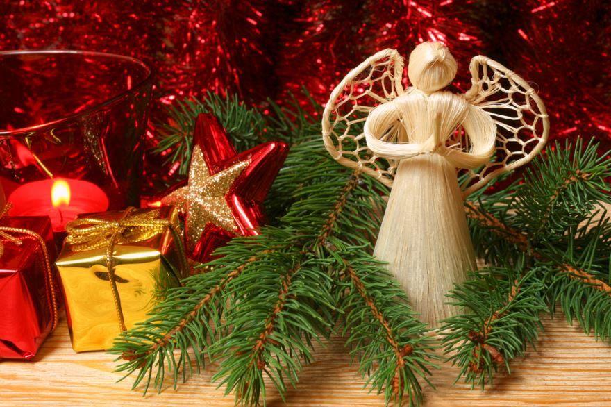 Католическое Рождество, картинка