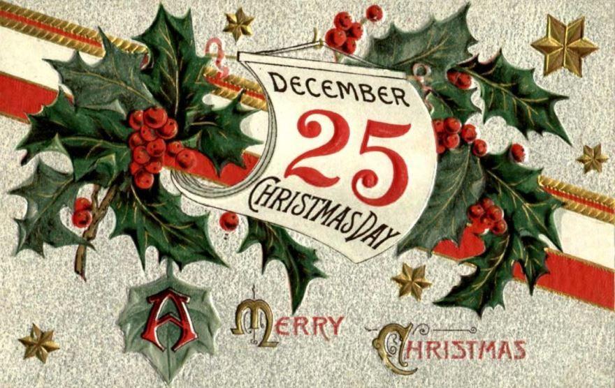 25 декабря - Католическое Рождество, картинки