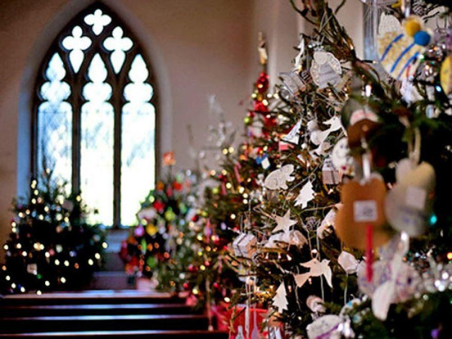 Традиции Католического Рождества фото открытка