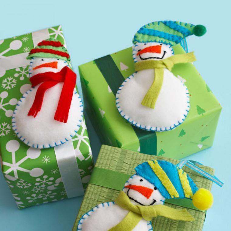 Детские подарки на Новый год, своими руками