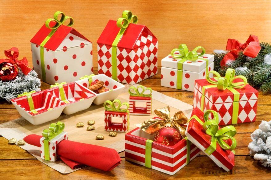 Идеи подарков на Новый год, своими руками