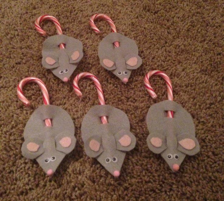Мышка символ Нового года, своими руками
