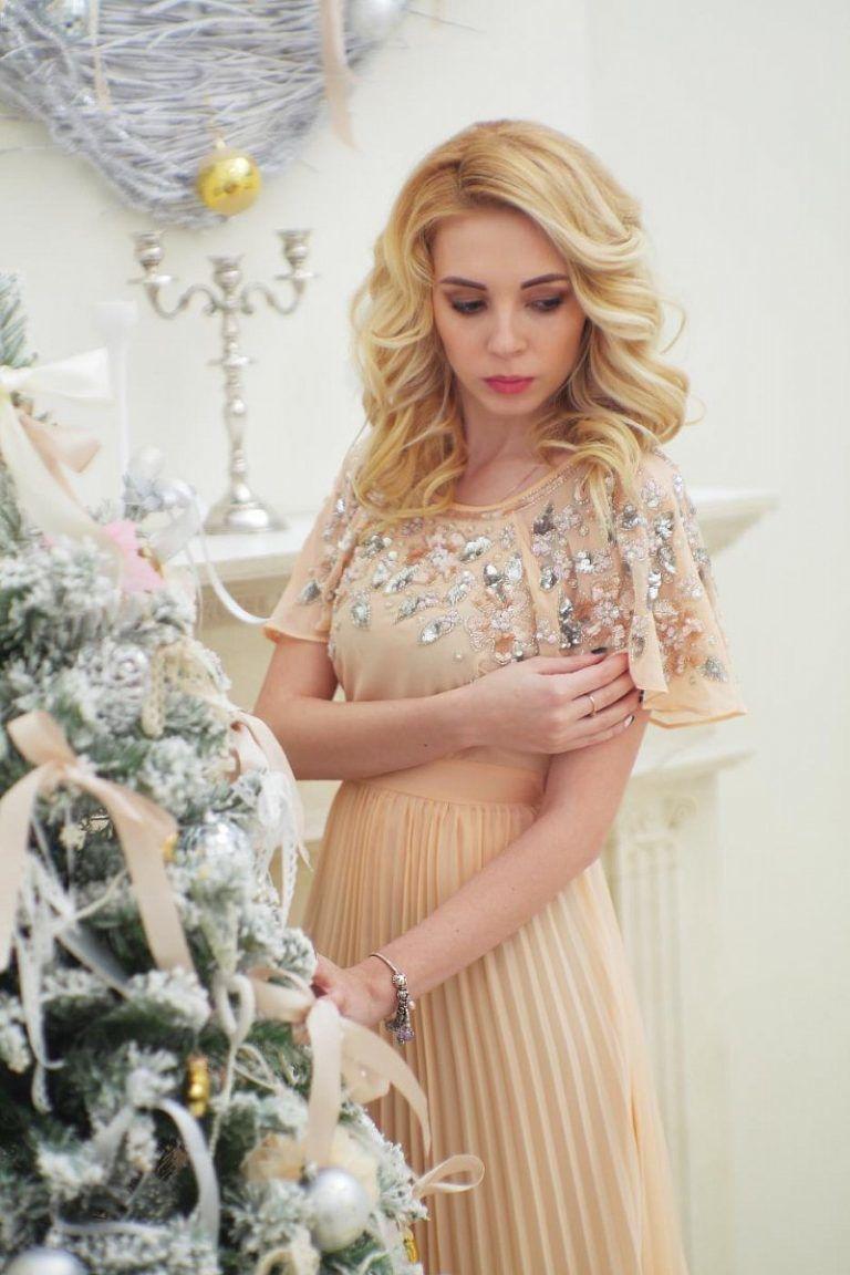 Платье на Новый год 2020 для девушки