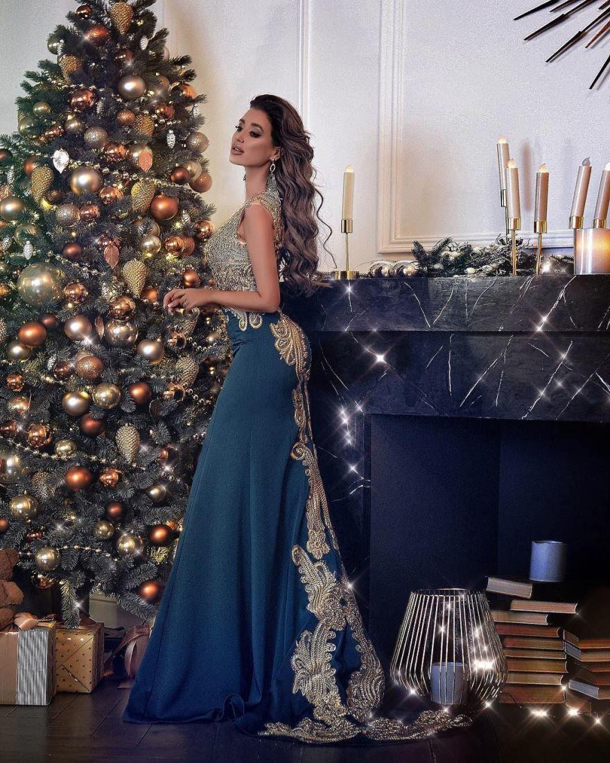 Какие платья на Новый год?