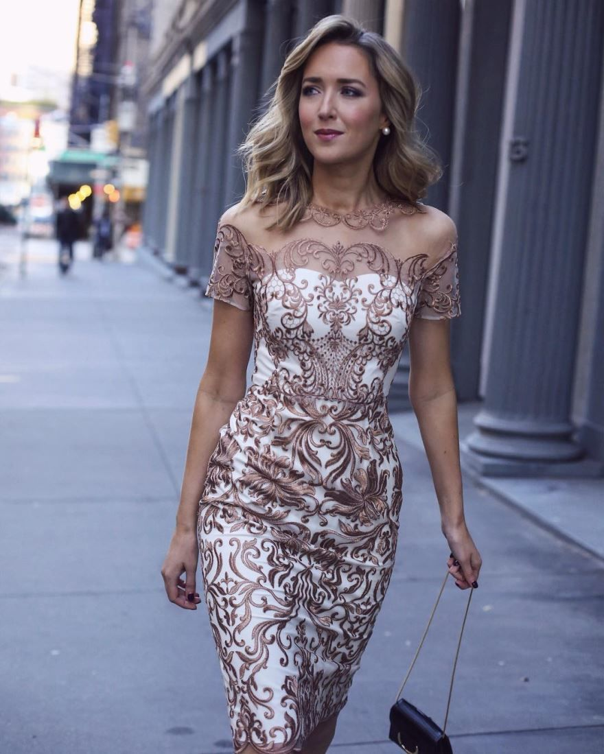 Платье на Новый год 2020 для женщины