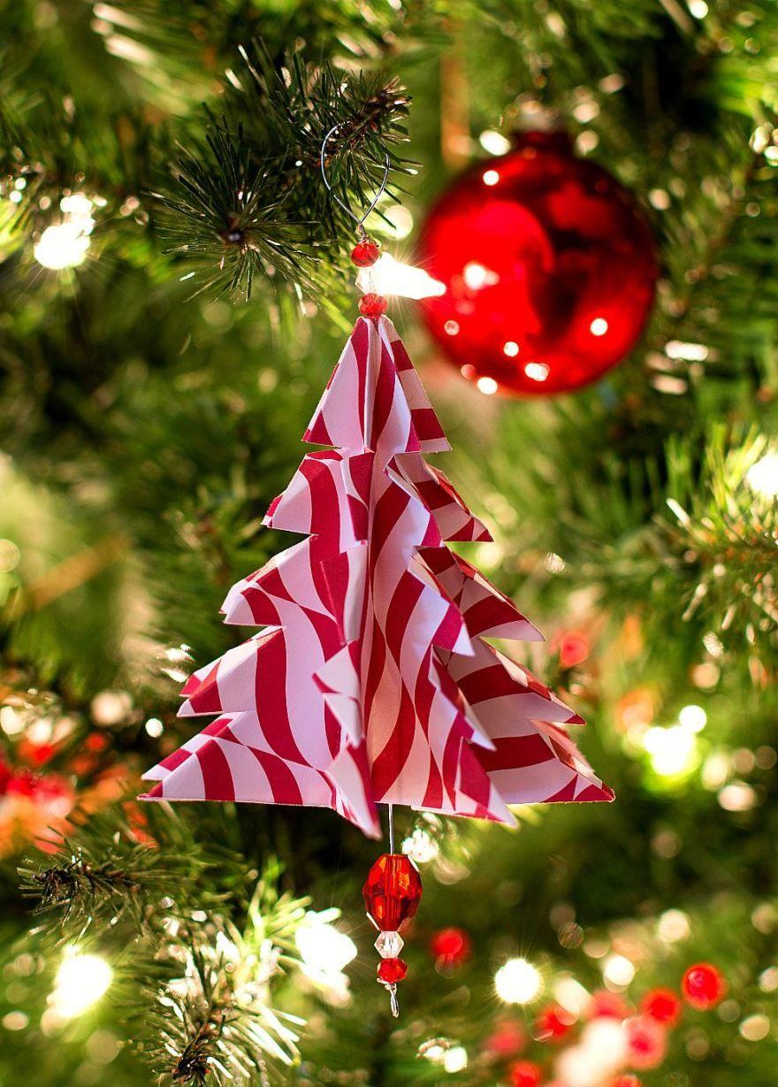 Игрушки на Новый год, на елку своими руками