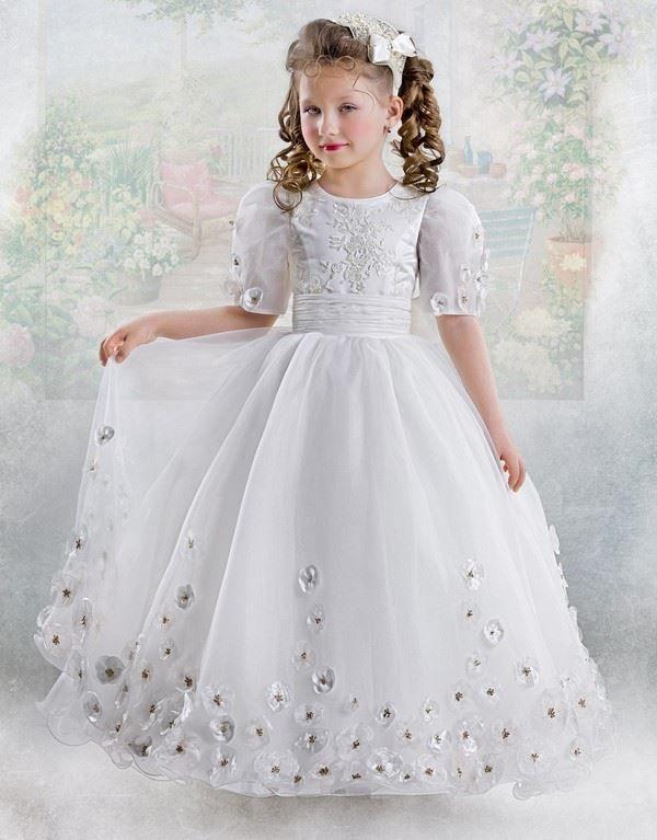Снежинка костюм для девочки на Новый год