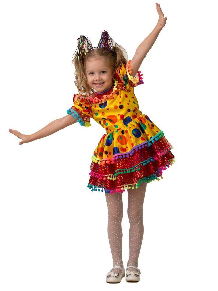 Хлопушка костюм для девочки на Новый год