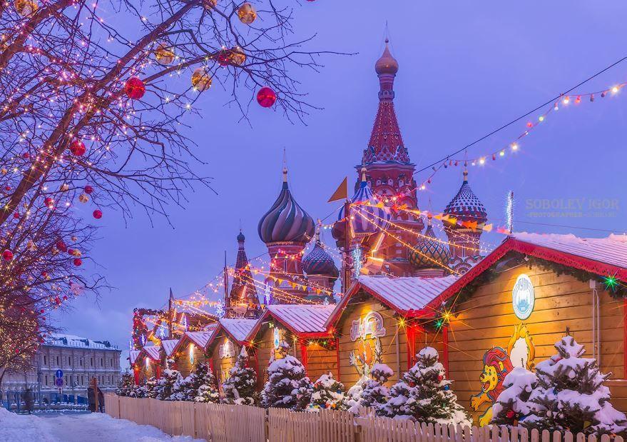 Какого числа Рождество в России?