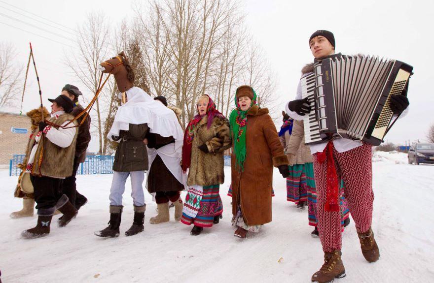 Традиции Рождества в России, фото
