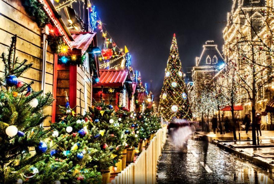 Рождество в России, фото