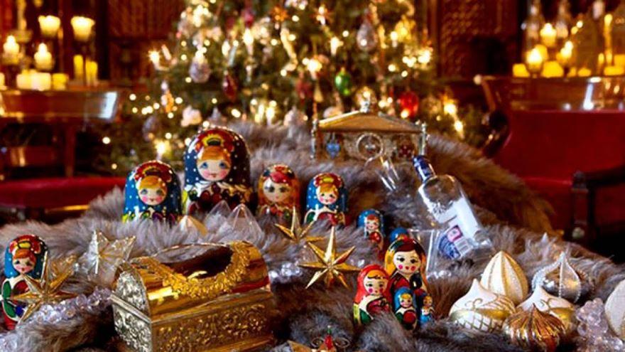 Рождество в России, фото, традиции