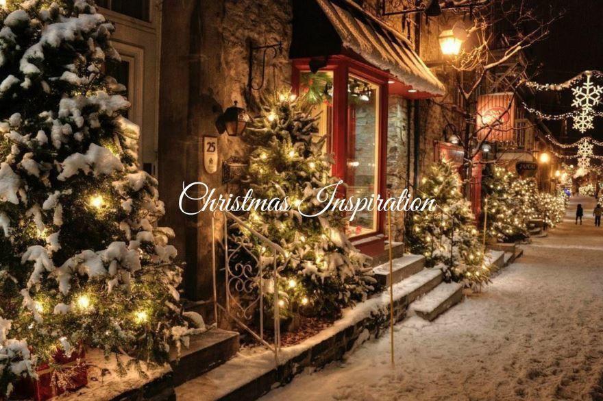Рождество фото картинки