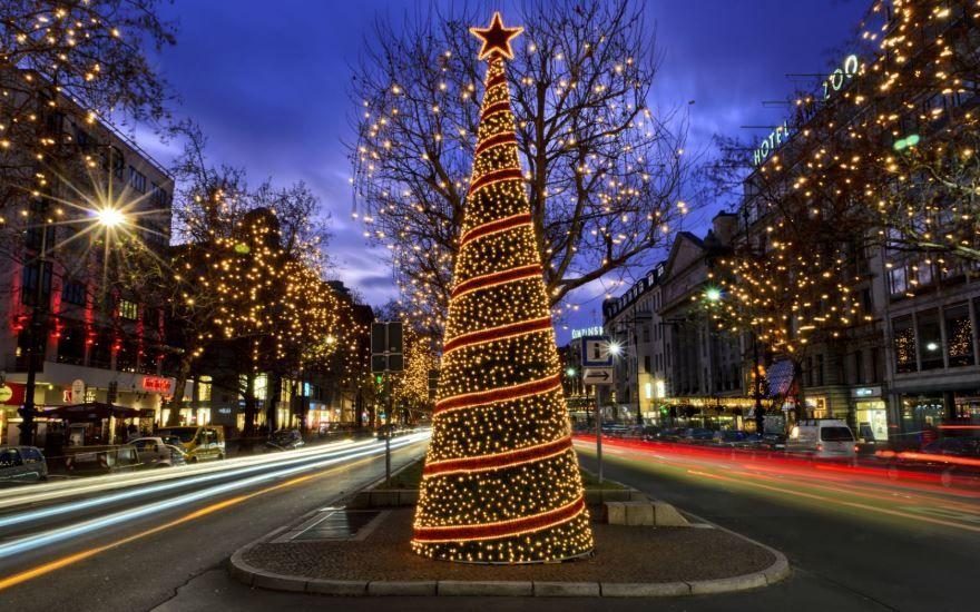 Рождество в Германии, фото
