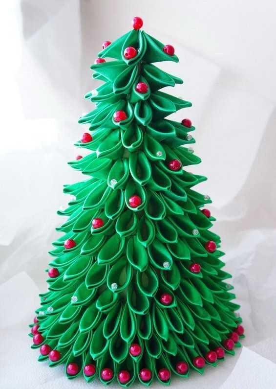 Поделка вместо елки Новогодней