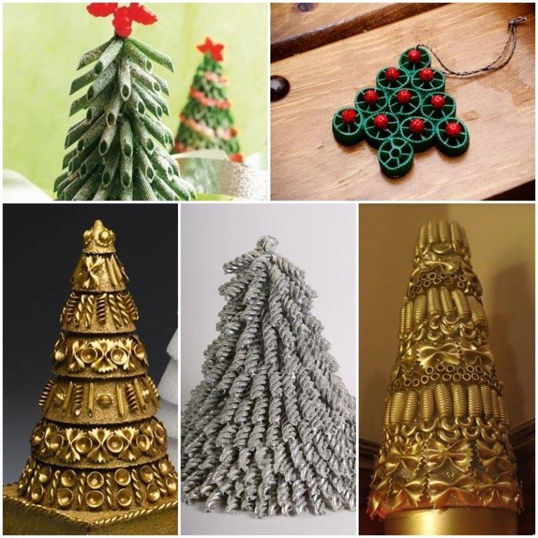 Поделка Новогодняя елка