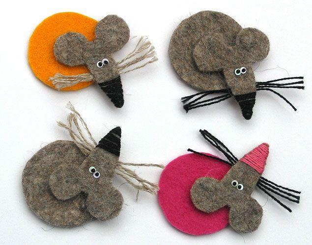 Мыши и крысы своими руками