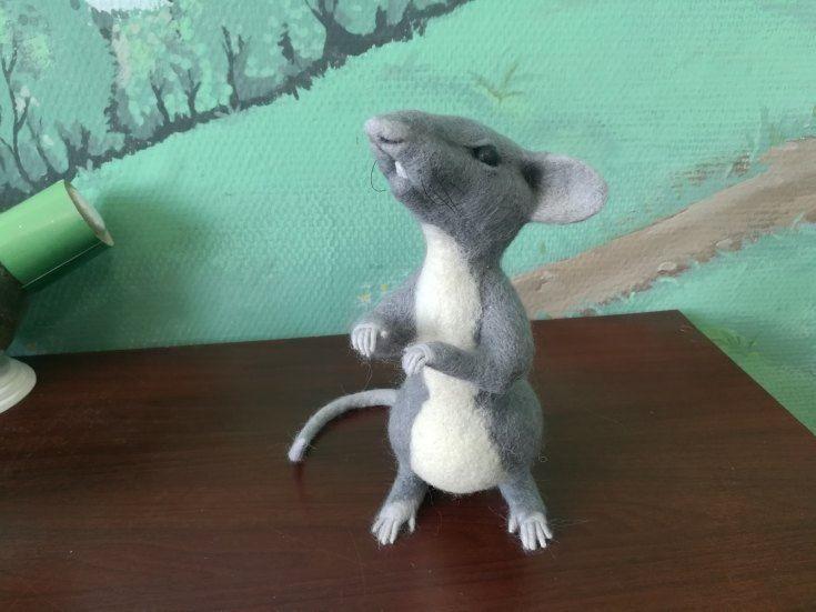Крыса символ года 2020