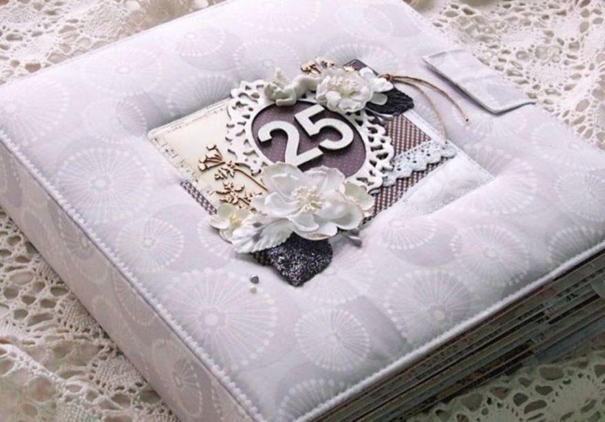 25 лет совместной Свадьбы