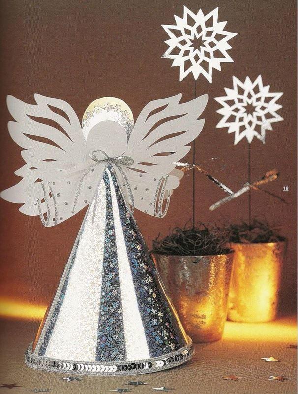 Поделки Светлый праздник Рождества, своими руками