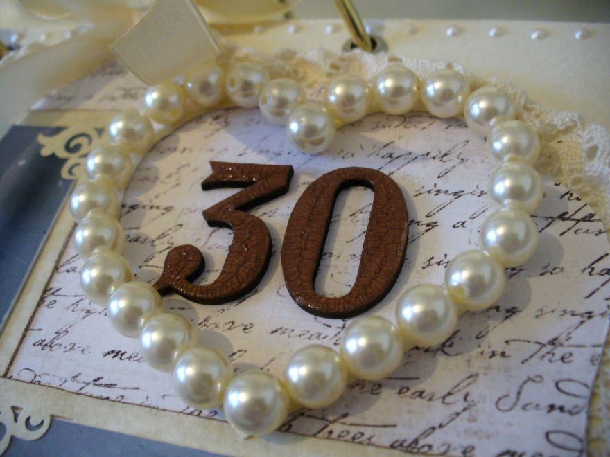 30 лет совместной Свадьбы красивая картинка
