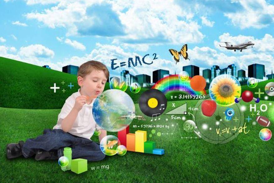 День детских изобретений, фото маленького изобретателя
