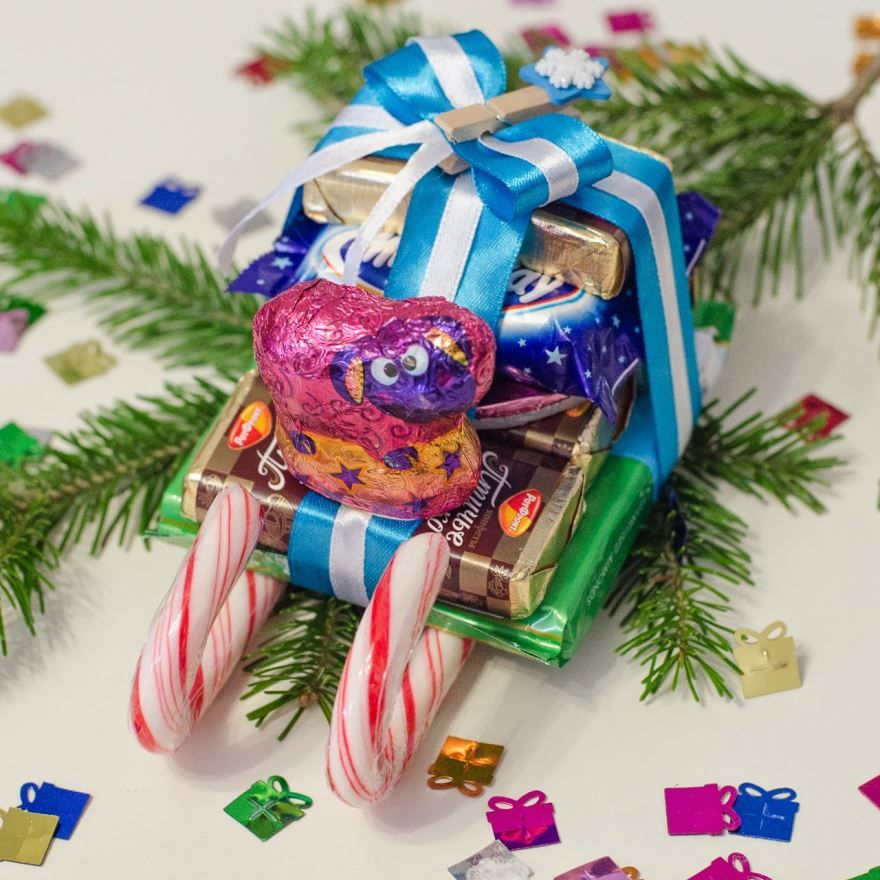 Недорогие подарки детям на Новый год