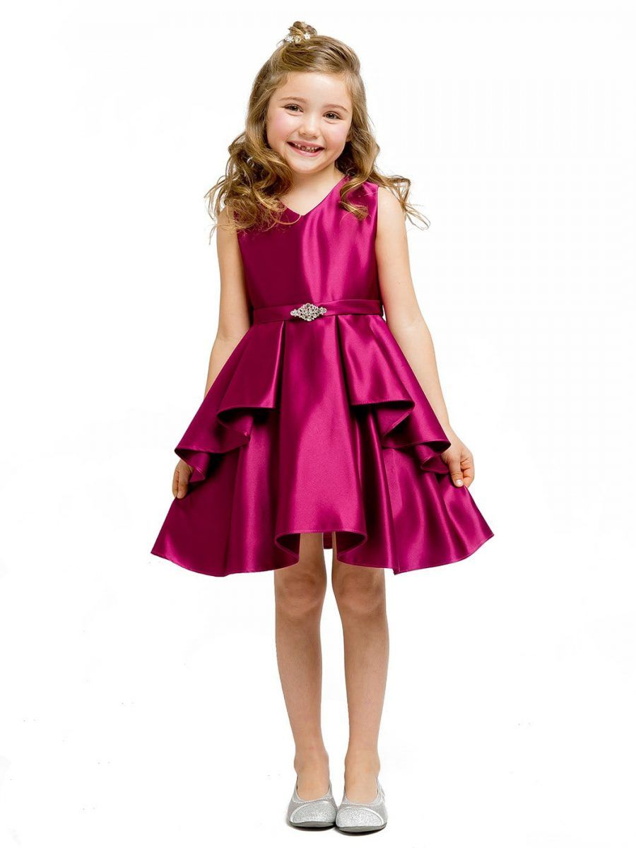 Платье девочке 4 класс 2021 год