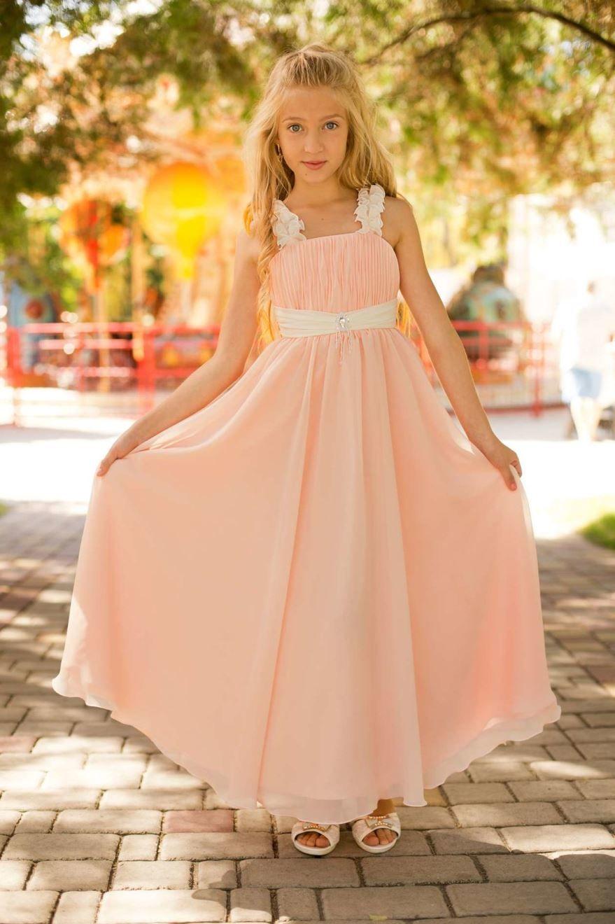 Фотографии красивых платьев для девочек на выпускной 4 класс