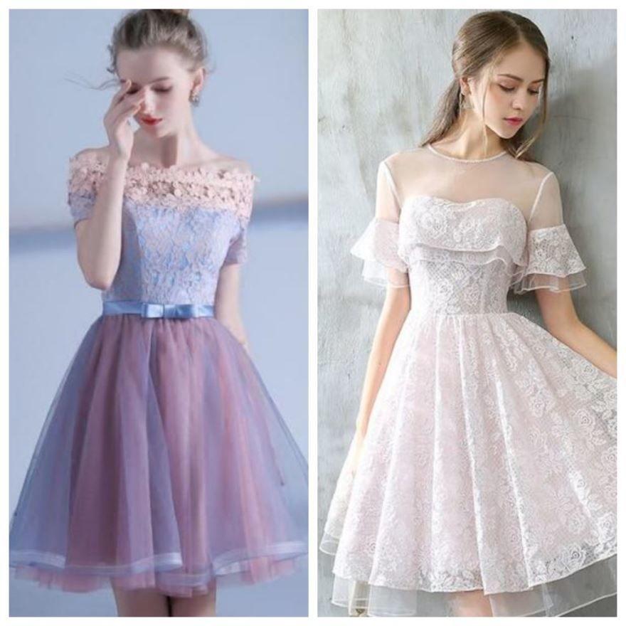 Красивые платья на выпускной 9 класс