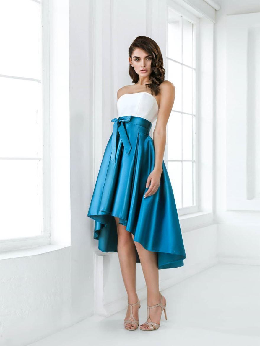 Модное платье для выпускного бала для девушки 9 класса