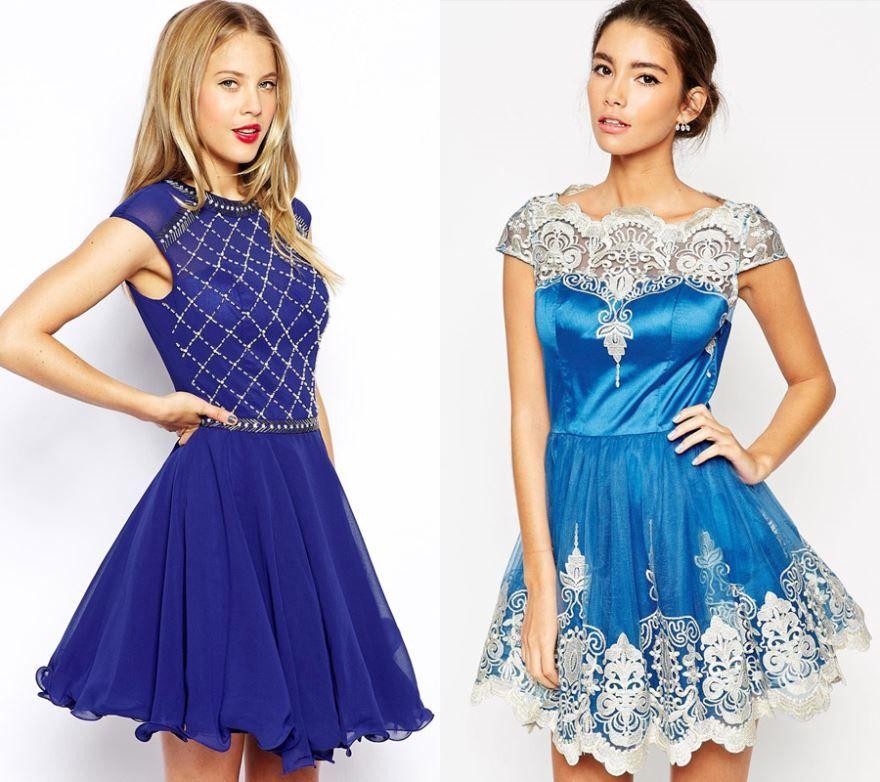 Красивые, новые платья для выпускниц 9 класса