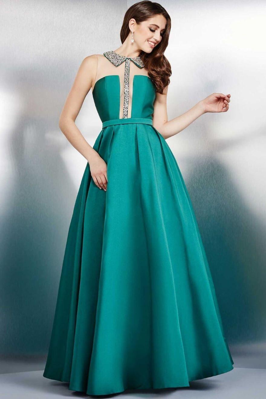 Красивые, новые платья для выпускниц 11 класса