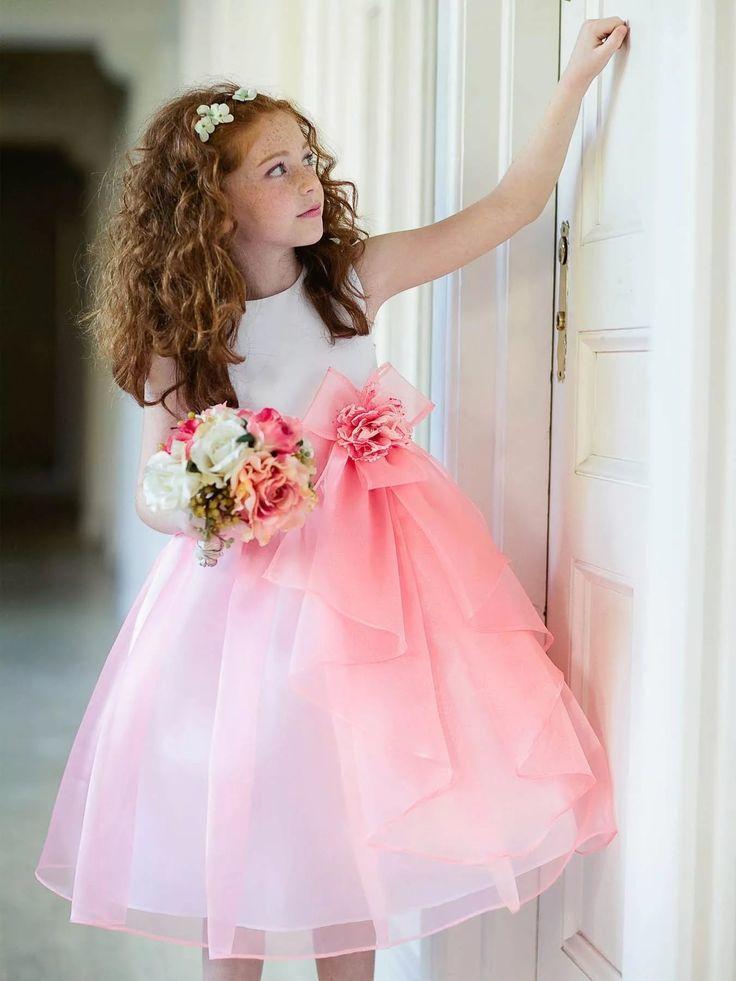 Фотографии красивых платьев для девочек на выпускной в детский сад