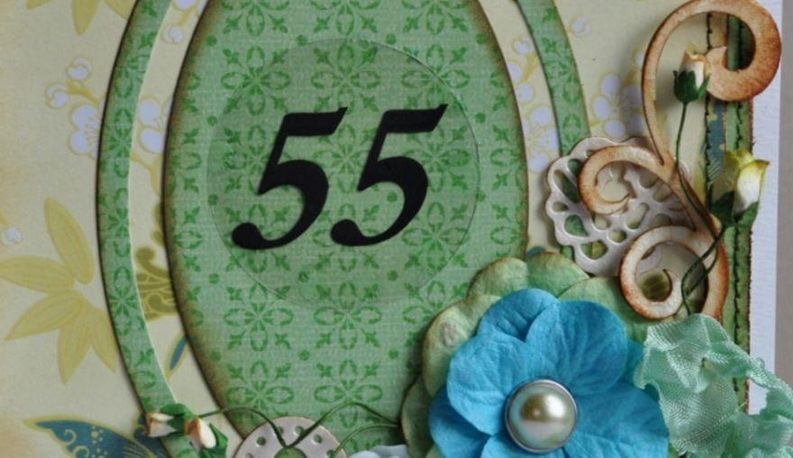 Картинки 55 лет Свадьбы