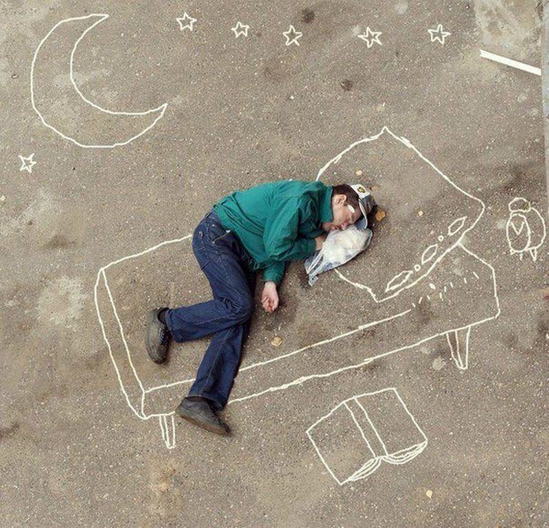 Прикольные картинки демотиваторы - спокойной ночи