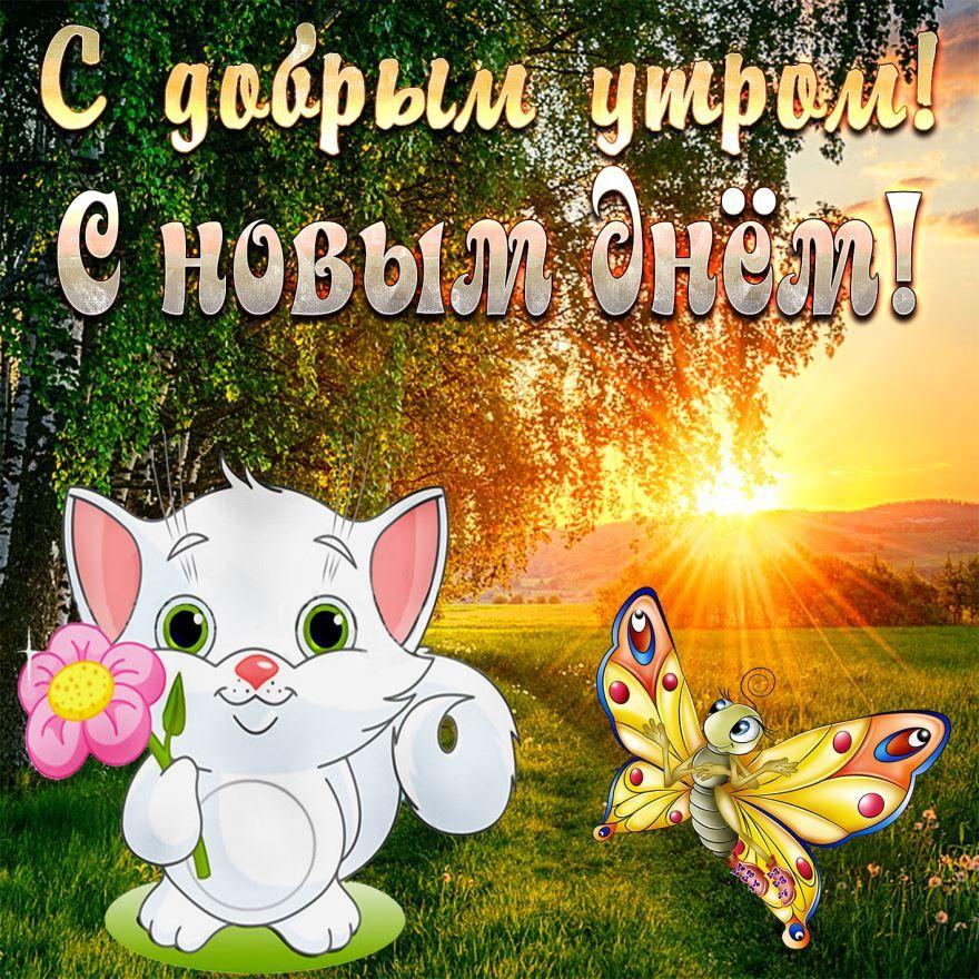 Пожелание С Добрым утром