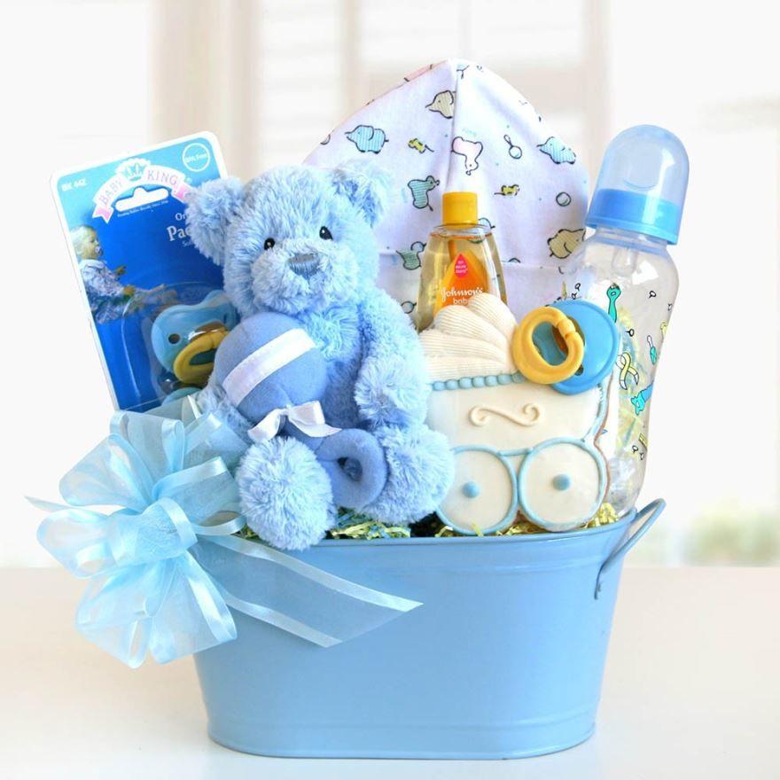 Что подарить на рождение ребенка мальчика?