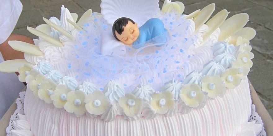 Торты на рождение ребенка