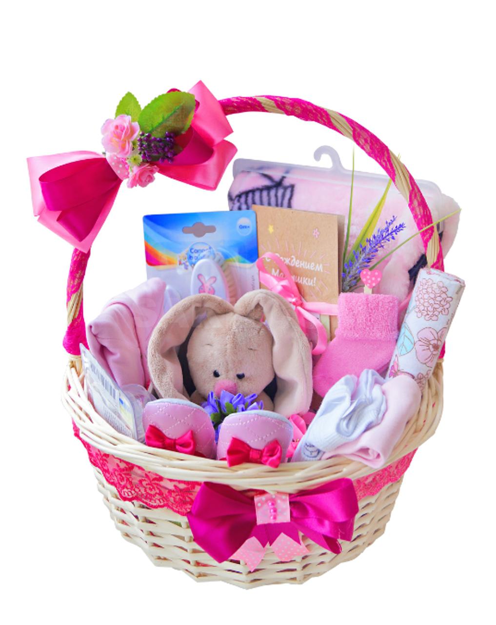 С Днем рождения ребенку девочке подарки