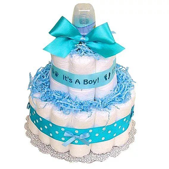 Подарок на рождение ребенка своими руками