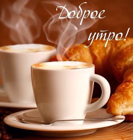 Картинка доброе утро хорошего дня прикольная