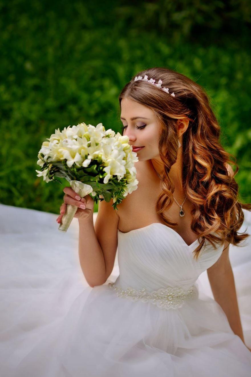 Белая невеста фото