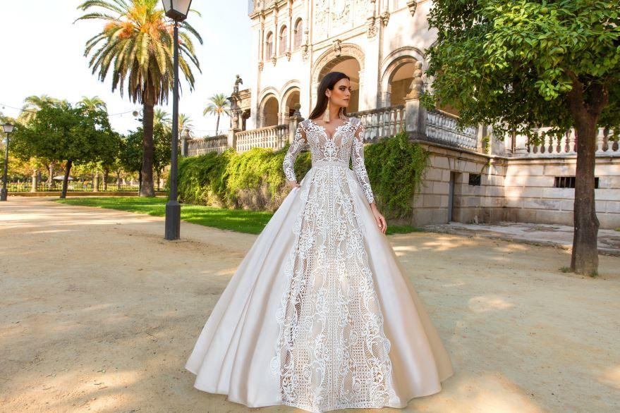Платье на Свадьбу для невесты фото