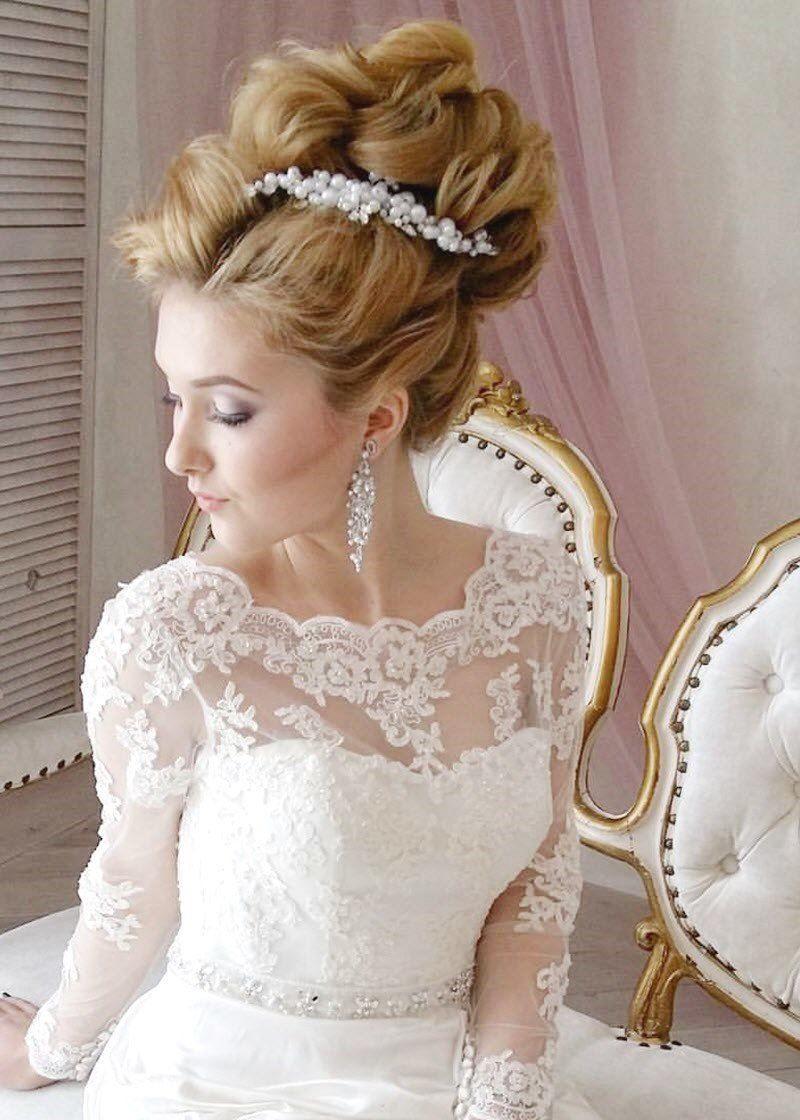 Макияж и прическа на Свадьбу